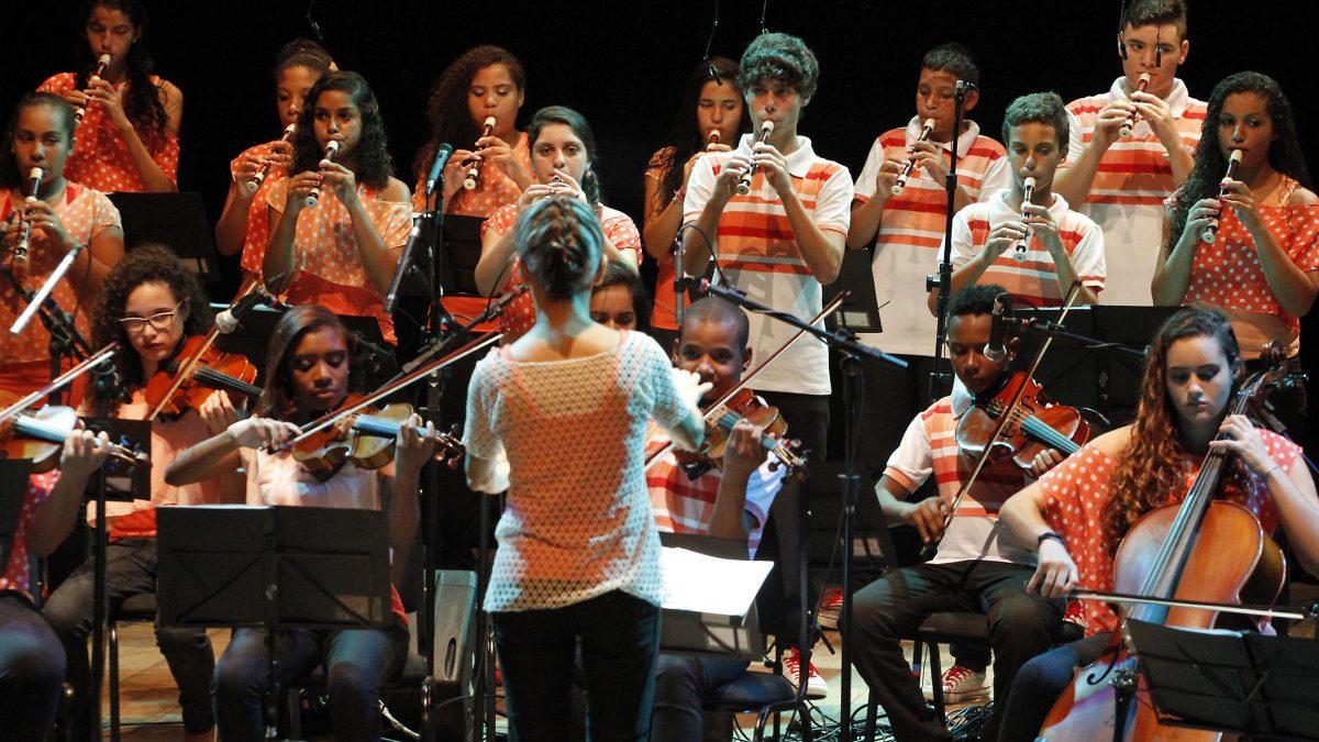 Programa de Educação Integral Orquestra Villa Lobos também foi classificado